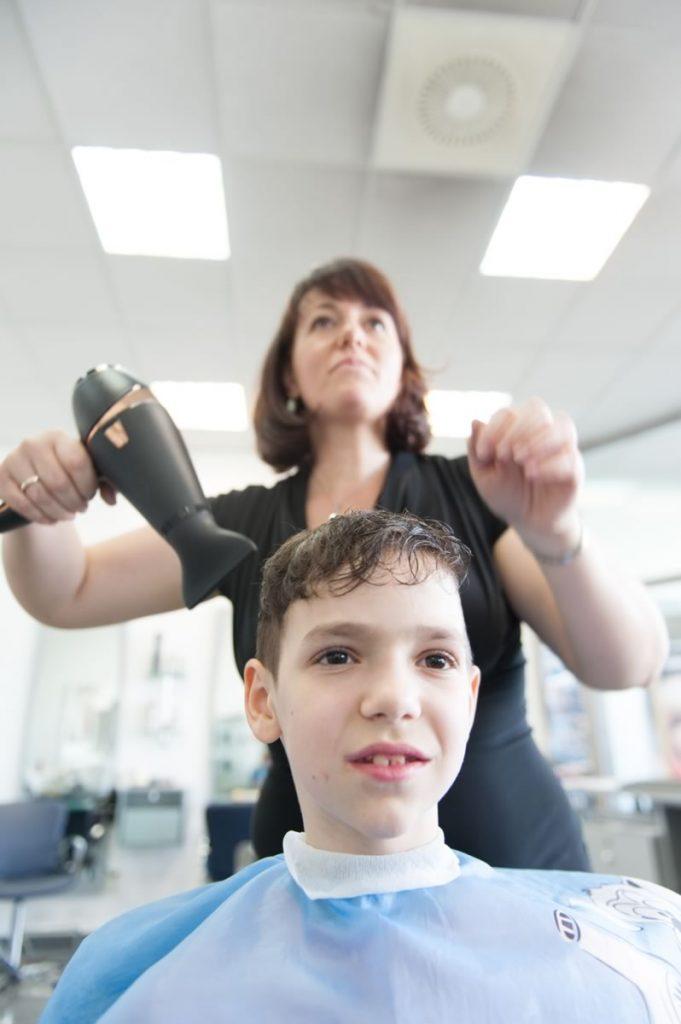 Otroška frizura